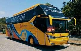 Dijual Bus Pariwisata Mercedes band 1526