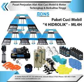 "Paket Cuci Mobil ""4 HIDROLIK"" – ML4H"