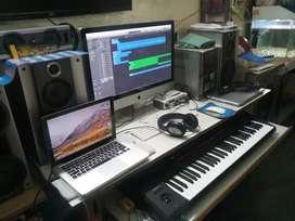 Music composition studio for ur singing talent