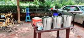 I want to sale my complete food Stall with all cooking equipments