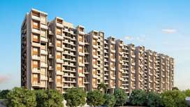 65.47 lakh(all incl),2 BHK In wakad Very prime location-at Skylines