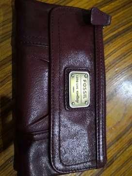 Dompet Fossil Vintage