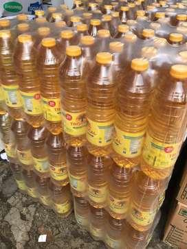 Minyak Goreng Tropical Botol 1 Liter - 1 Krat 12 Botol