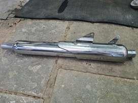 Royal Enfield Bullet silencer original good condition