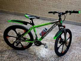 Proton USA bicycle (almost new)