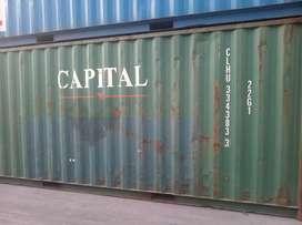 Jual bekas box container dry