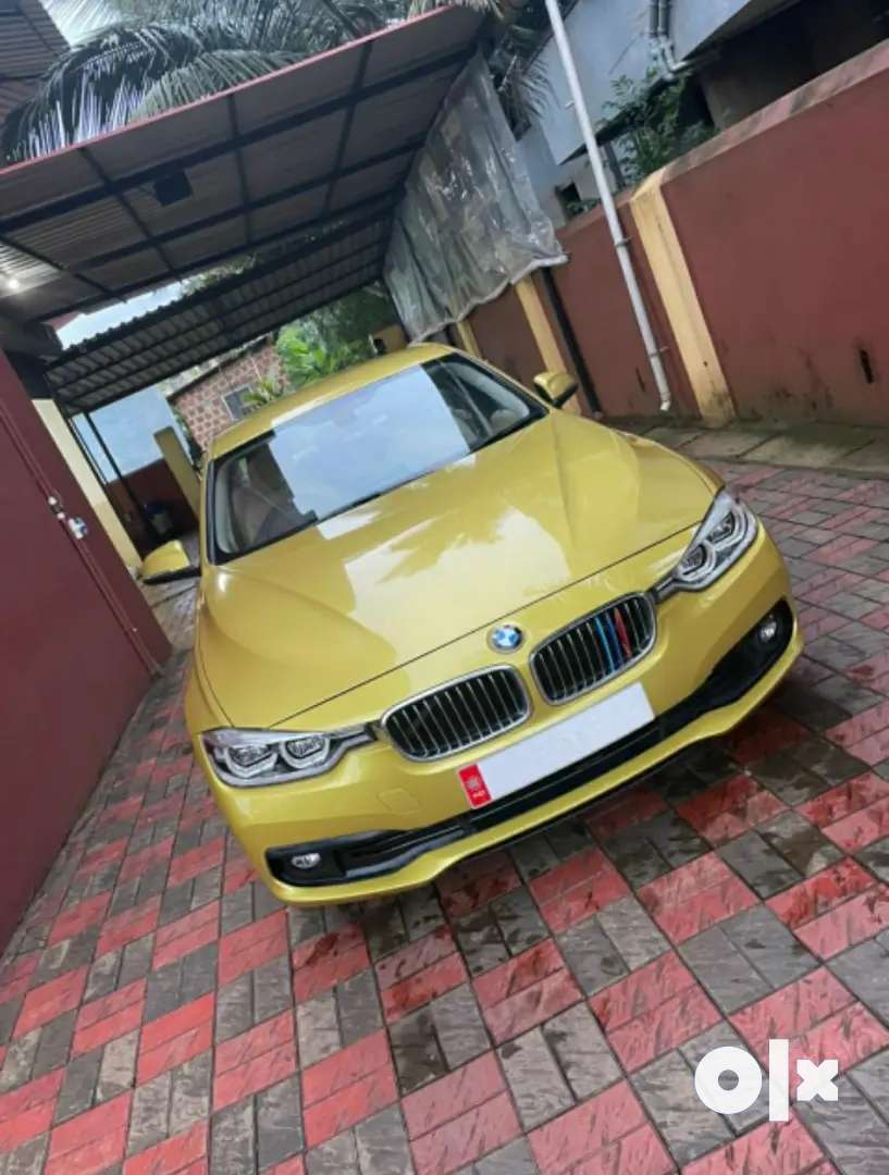BMW 3 Series 2016 Diesel Well Maintained