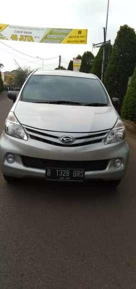 Daihatsu Allnew Xenia X M/T 2013.kredit murah