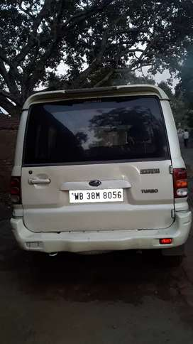 Mahindra Scorpio 2004 Diesel  paper ok. Four tyre and battry new.
