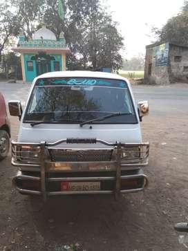 Maruti Suzuki Omni 5/10/14  2 nd owner full bima  4 tayr new