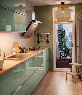 D square kitchen interiors