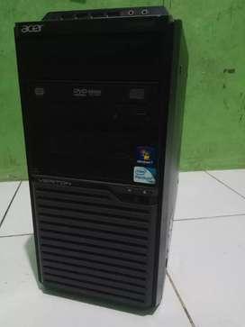CPU Core i3 Casing Acer