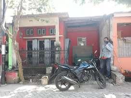 Jual rumah murah jalan paving & portal