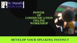 Online Workshop on Conversational English