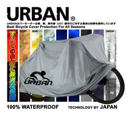 Sarung Sepeda Cover Super Bicycle URBAN Sepeda Listrik Gunung Lipat