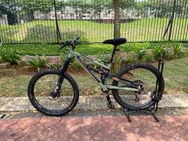 Jual Sepeda Gunung Polygon Siskiu N9 series like New
