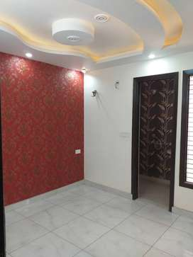 Top class 2bhk floor with car parking on 90% loan facility by bank