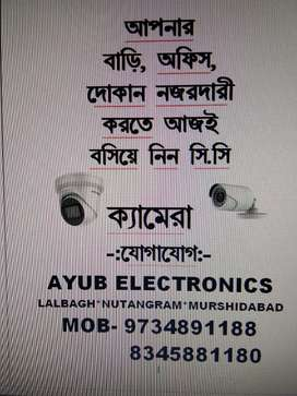 CCTV Sale and installation
