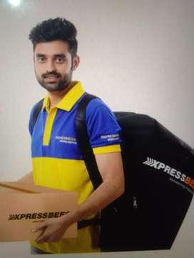 Delivery boy job in patna kankarbagh,anishabad,fulwari,khagaul,danapur