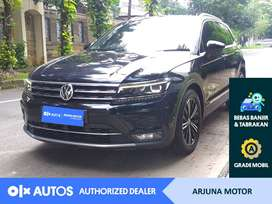 [OLXAutos] VW Tiguan 2017 2.0 A/T Bensin #Arjuna Motor