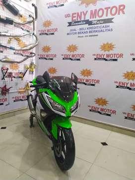 Kawasaki Ninja FI 250 ABS SE thn 2014 pmk 2015 super