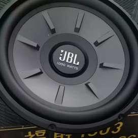 Subwoofer JBL Stage 1224 Include Instalasi Garansi Resmi