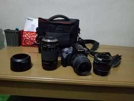 sony s330 minus blit bonus lensa 2