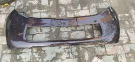 Honda N one front and rear bumpers