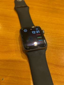 Apple Watch Series 3 With Complete Accessories & Box