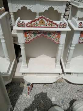 Makrana White Marble Tample For Sale