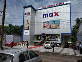 5000sq ft of shop space in  the prime area of changanassery