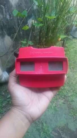 Mainan Jadul View Master 3D