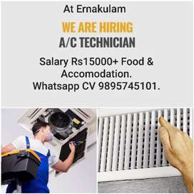 Wanted Air Condition technician
