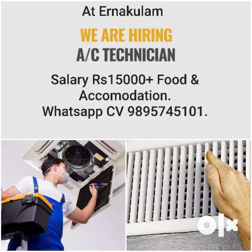 Wanted Air Condition technician 0