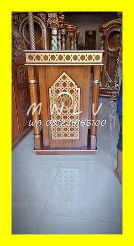 mimbar masjid nabawi KQ279