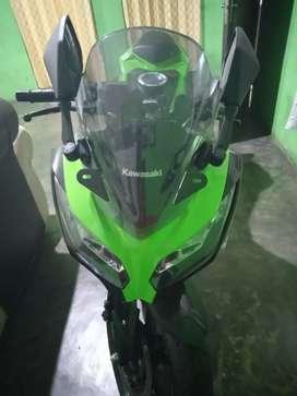 Ninja 250 LTD masih baru