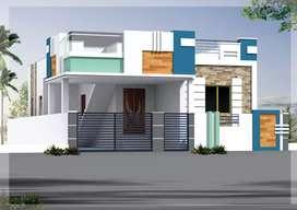 2bhk premium villa's for sale