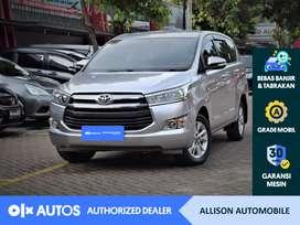 [OLX Autos] Toyota Kijang Innova 2016 2.0 V A/T Bensin Silver #Allison