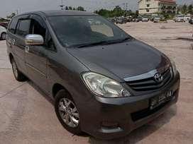 Toyota Innova G Diesel MT Thn 2010 (harga lelang)