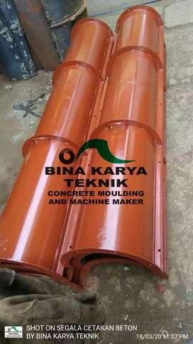 Cetakan gorong gorong gorong tersedia dalam berbagai ukuran
