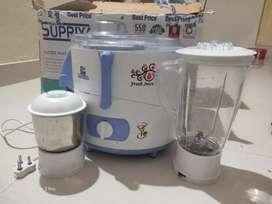 Supriya Juicer-Mixer Grinder