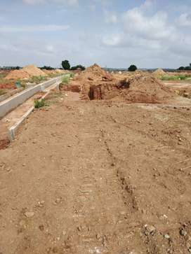 BDA site for sale in kempegowda layout 30*40