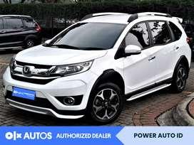 [OLX Autos] Honda BRV 2017 Prestige 1.5 Bensin AT Putih #Power Auto ID