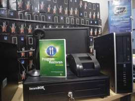Komputer Kasir siap pakai dengan mini desktop HEMAT LISTRIK EKONOMISS