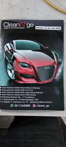Penawaran cuci mobil murah dengan voucher super murah