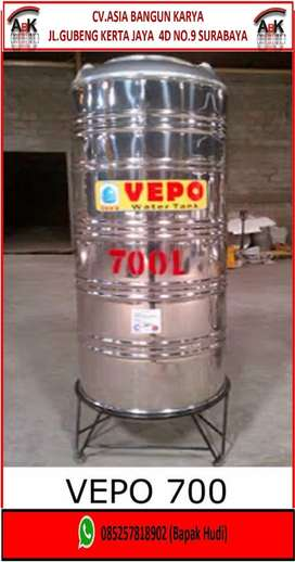 Tandon Stainless Steel VEPO 750 L