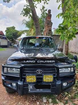 Toyota Land cruiser VX Manual pribadi