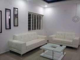 Furnished two bed flat near kottara