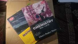 12th (HSC) chemistry & mathematics notes (chate)