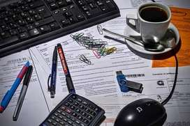 Wanted Accountants ( Fresh Experienced)